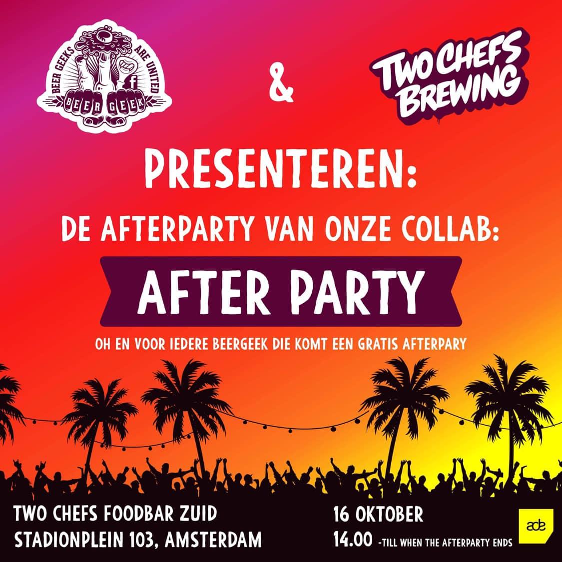 <p>after party, 16 oktober 2021</p>