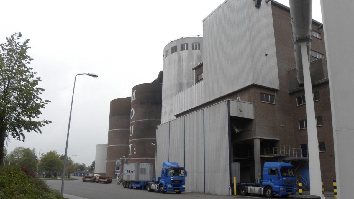 <p>Brouwerij-complex</p>