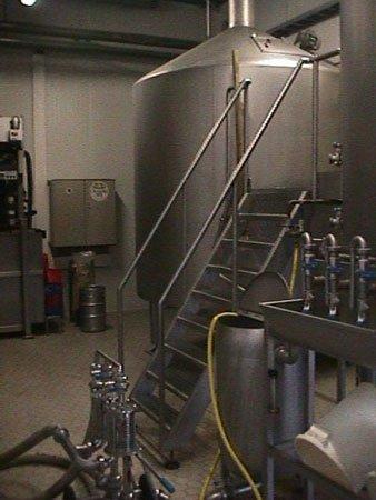 <p>Beslagketel van de brouwerij in Roermond</p>
