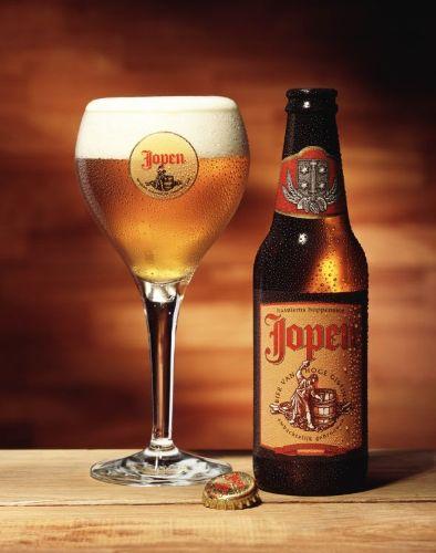<p>Jopen Hoppenbier</p>