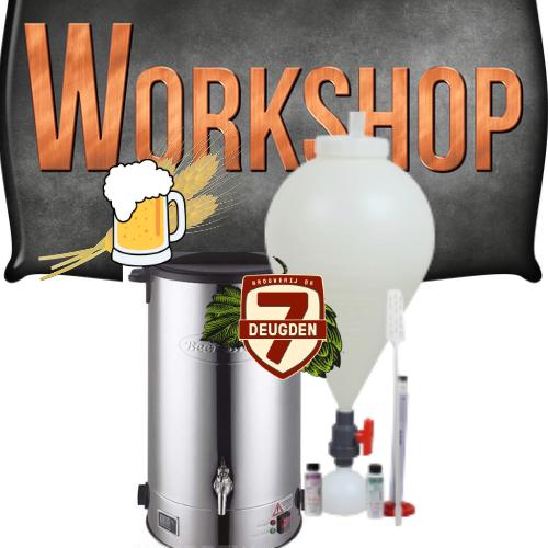 <p>workshop bierbrouwen</p>