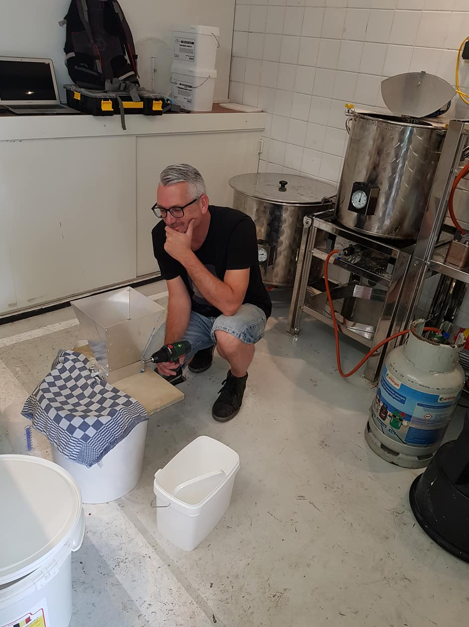 <p>Nano-brouwerij op 31 augustus 2018</p>