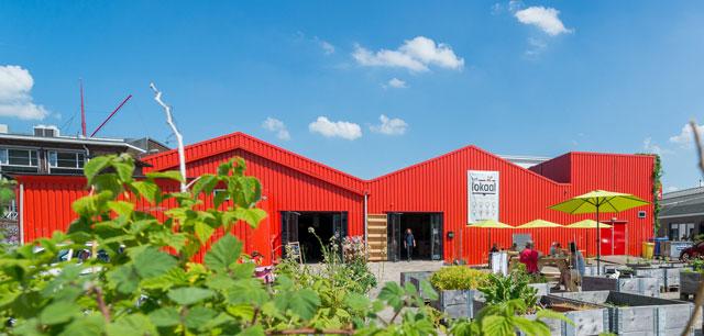 <p>Het Lokaal, het pand waarin de brouwerij is gevestigd</p>