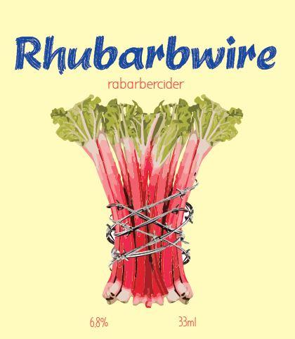 <p>etiket&nbsp;Rhubarbwire (2017)</p>
