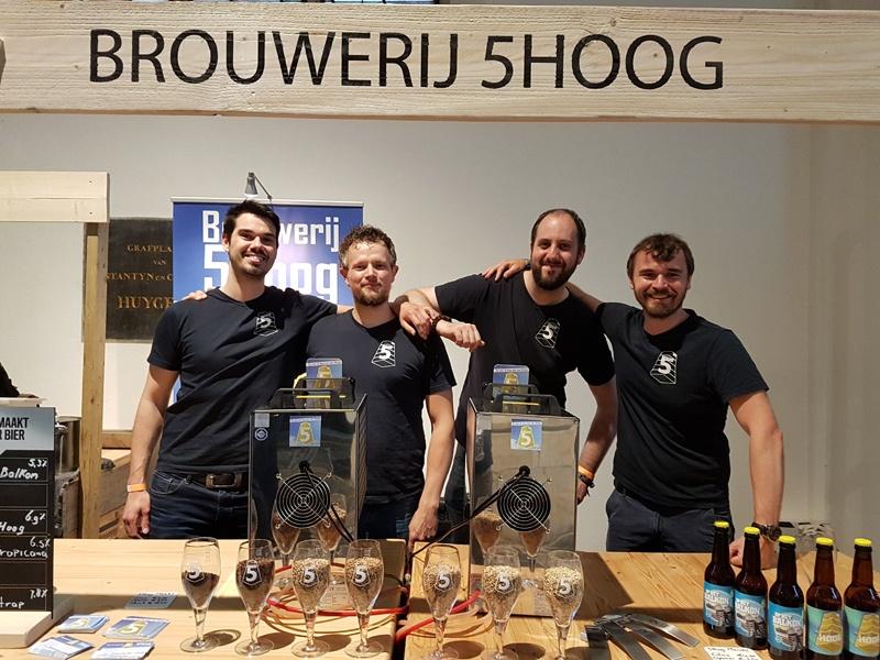 <p>Nick van Tunen, Thom de Raadt, Sven Verschoor en Patrick de Ruijter (vlnr)</p>