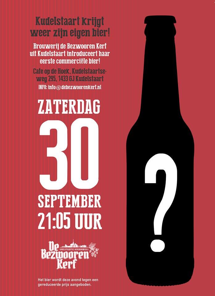 <p>Introductie eerste commerciële bier</p>