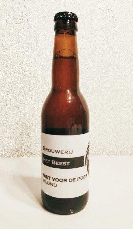 <p>Een voorbeeld van de gebrouwen bieren (2017)</p>