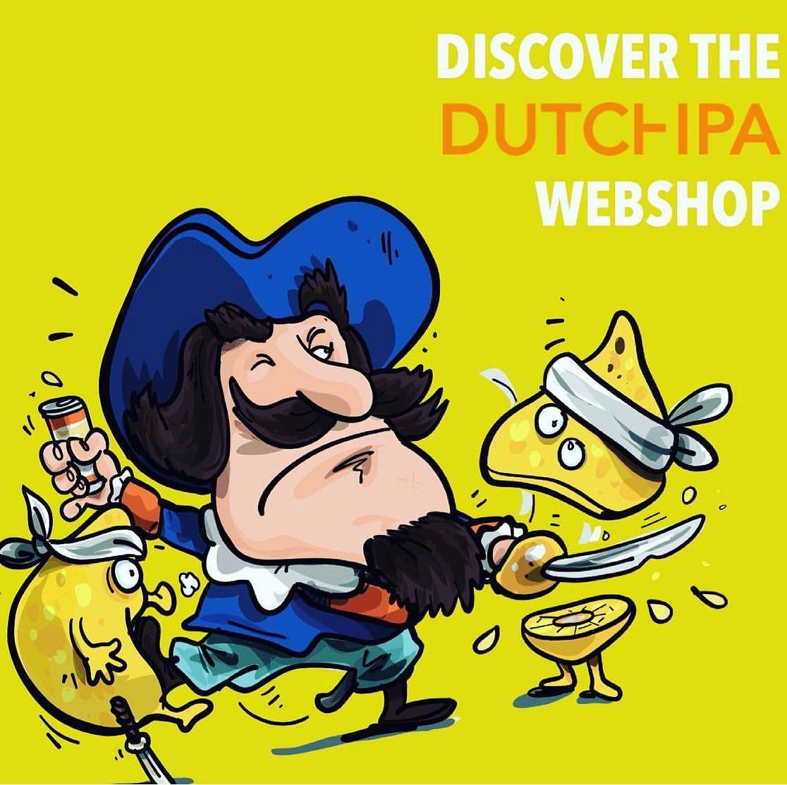 <p>Dutch IPA, webshop, 10 juli 2021</p>