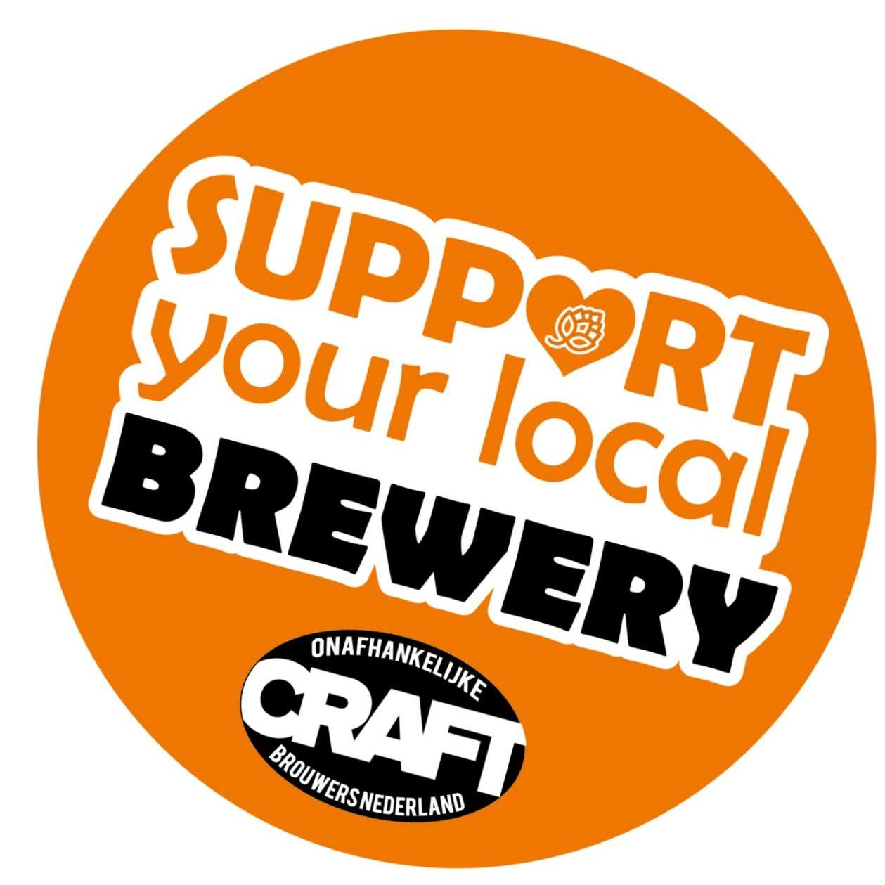 <p>Support your local brewery</p>