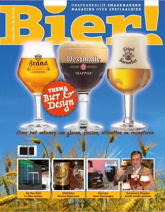 <p>Cover Bier! no. 30</p>