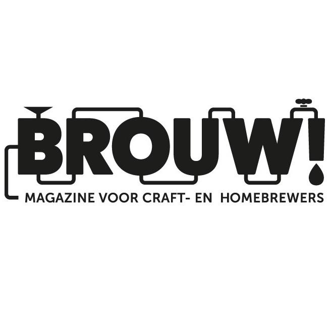 <p>Brouw! Magazine</p>