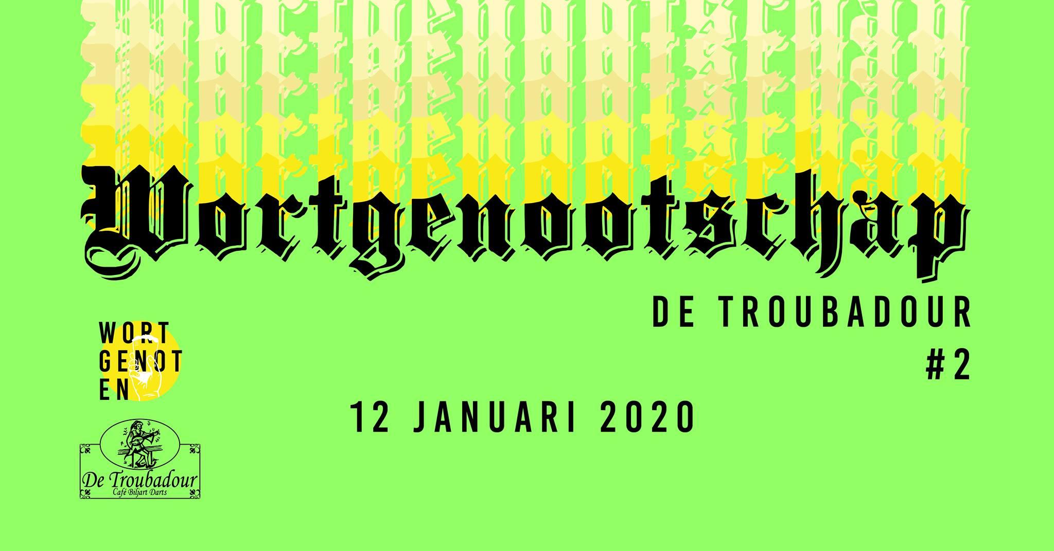 <p>Wortgenootschap De Troubadour #2</p>