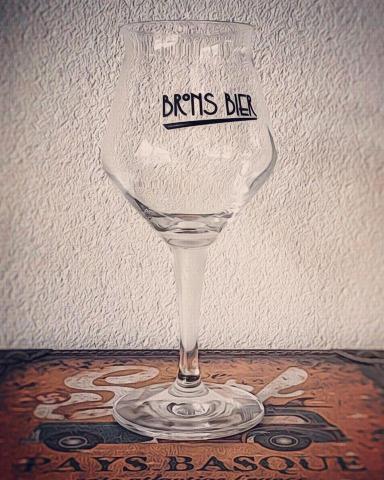 <p>Glas Brons Bier</p>