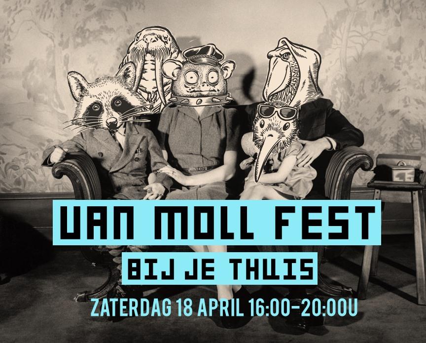 <p>Van Moll Fest bij je thuis</p>