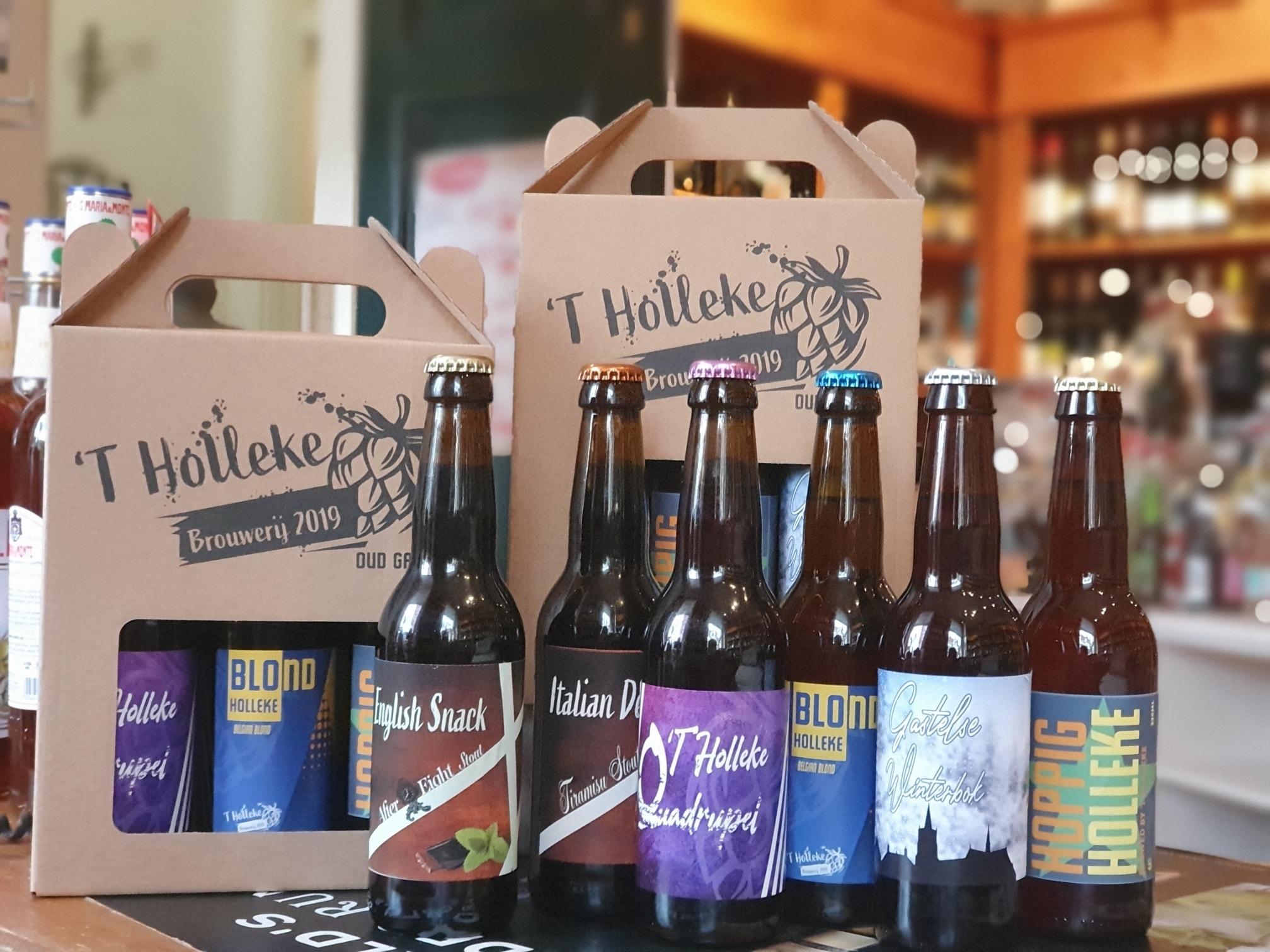 <p>bieren verkrijgbaar (oktober 2020)</p>